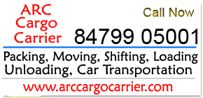 ARC CARGO PACKERS AND MOVERS